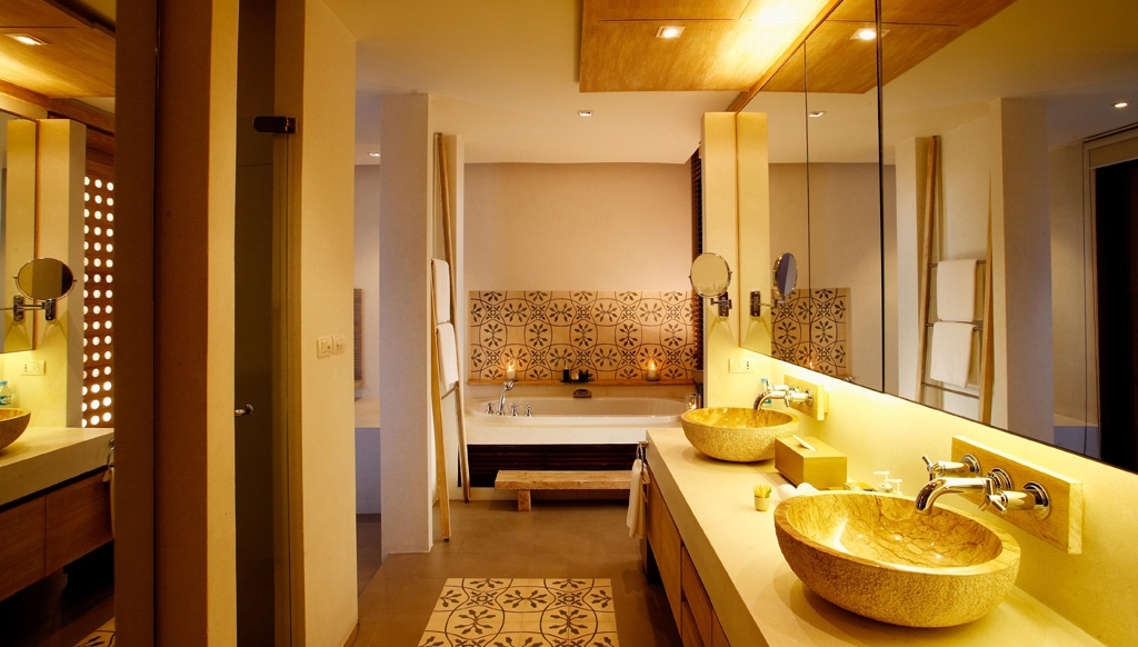 21 Bathroom Decor Ideas That Bring New Concepts To Light: Interior Design Ideas