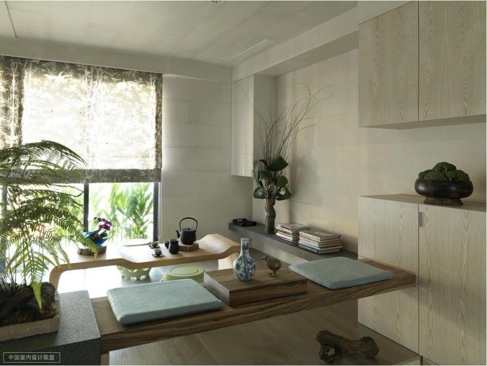 A modern asian minimalistic apartment - Modern japanese interior design ...