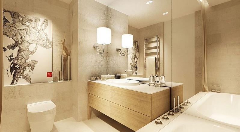 Neutral Bathroom Designs Interior Design Photos Gallery