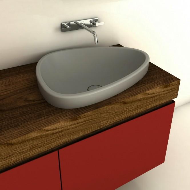 Sleek Bathrooms By Danelon Meroni