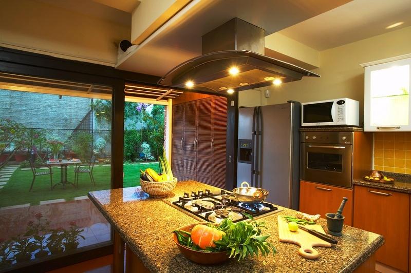 Kitchen Island With Hob Interior Design Ideas
