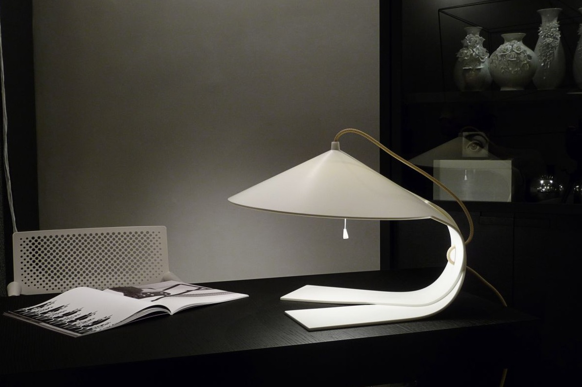 Unusual Desk Lamp Interior Design Ideas