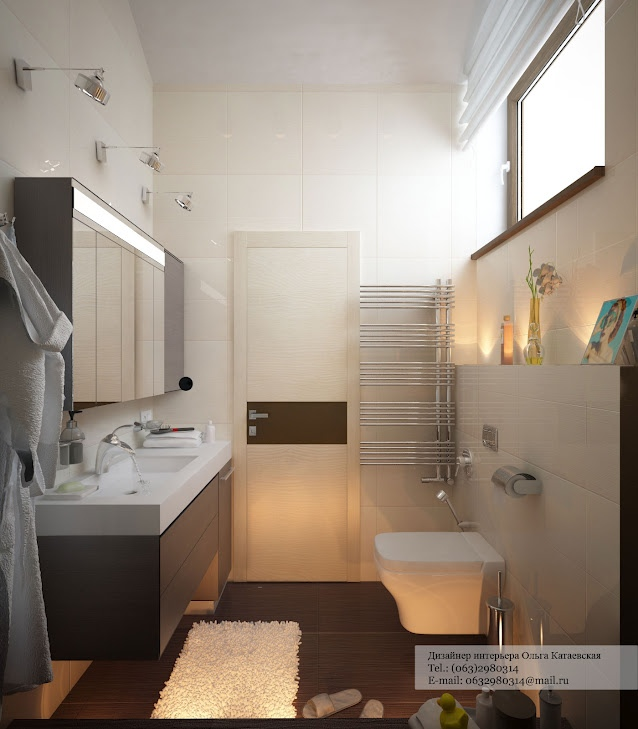 Modern Homes Modern Bathrooms Designs Ideas: Contemporary Bathroom Layout