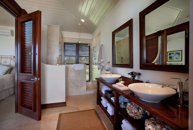Serene Caribbean Rental Villa