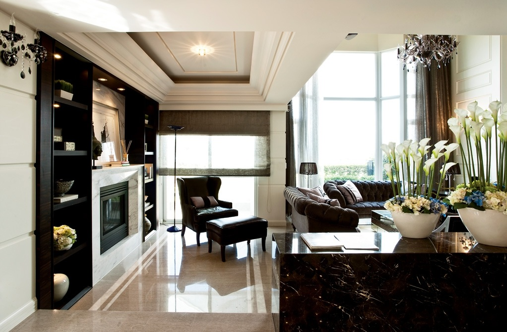 Classic And Modern Home Design