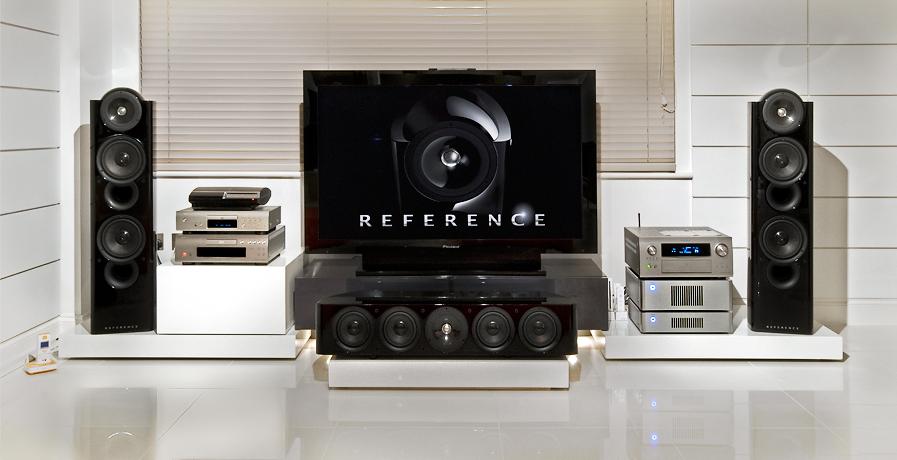 Home entertainment system | Interior Design Ideas.