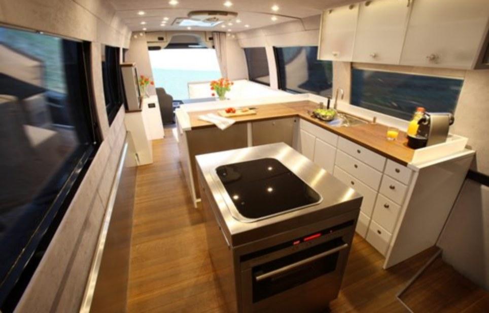12 Million Luxury Caravan By Volkner Mobil