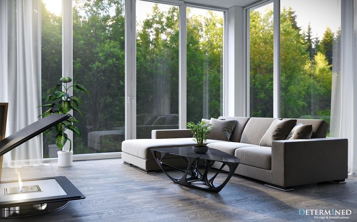 23 luscious living rooms. Black Bedroom Furniture Sets. Home Design Ideas