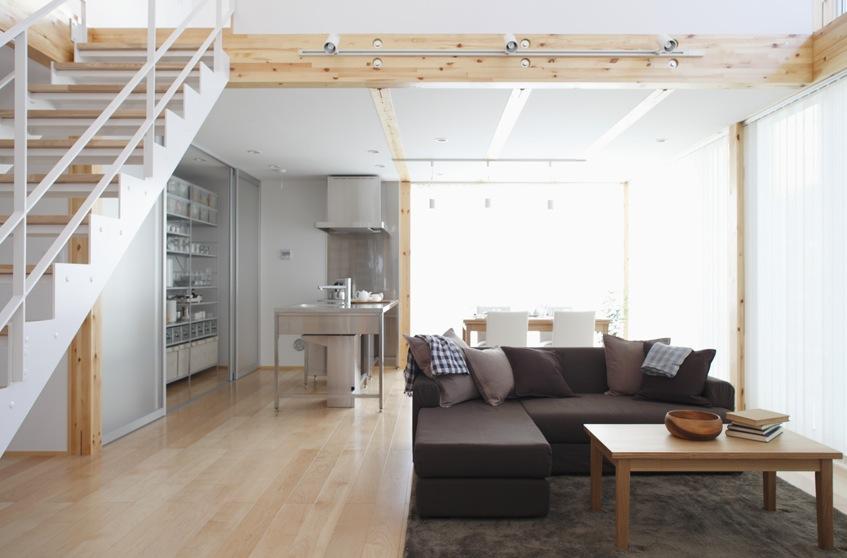Simple Open Plan Living – Simplistic House Plans