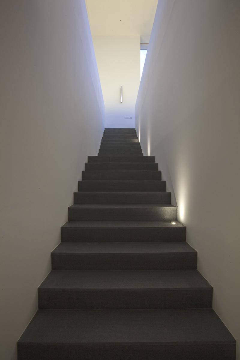 Dark Modern Home Exterior