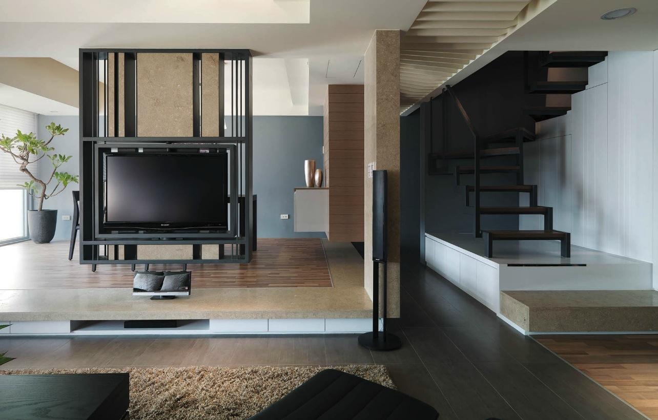 Living Room Tv Viewinterior Design Ideas