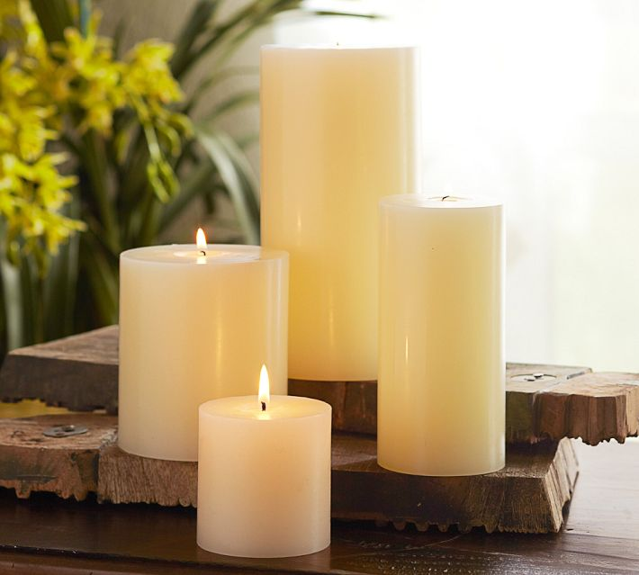 Candles Decoration: Christmas Centerpieces