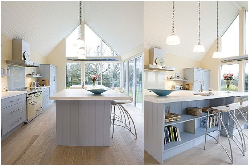 Superbe Kitchen Island Designs