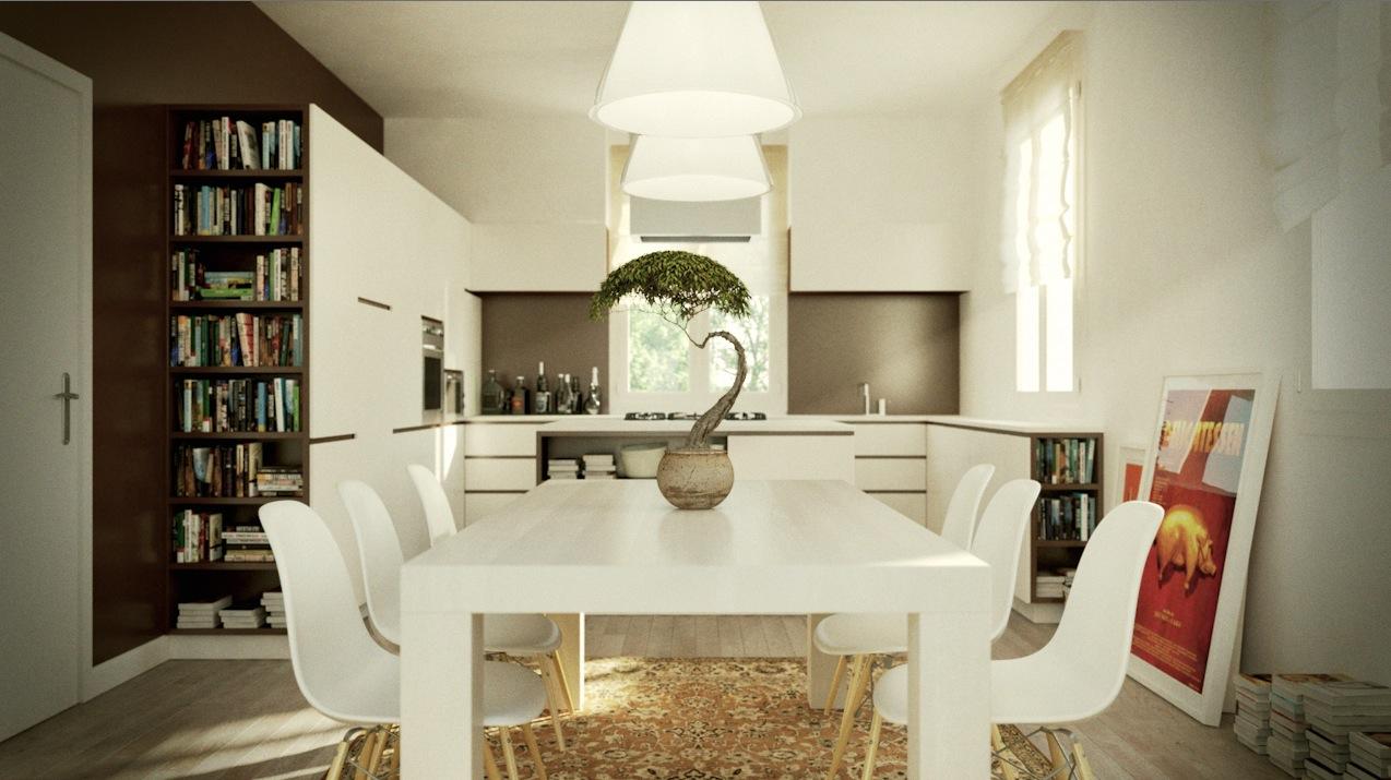 Eat In Kitchen Interior Design Ideas