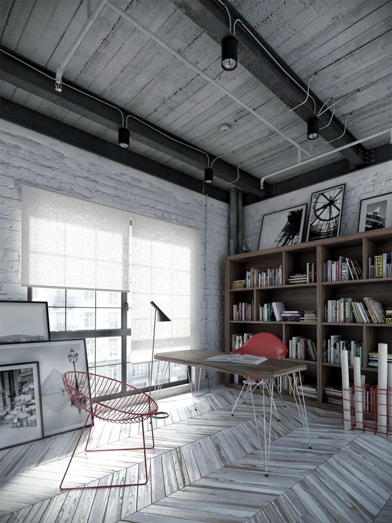 industrial decor | Interior Design Ideas.