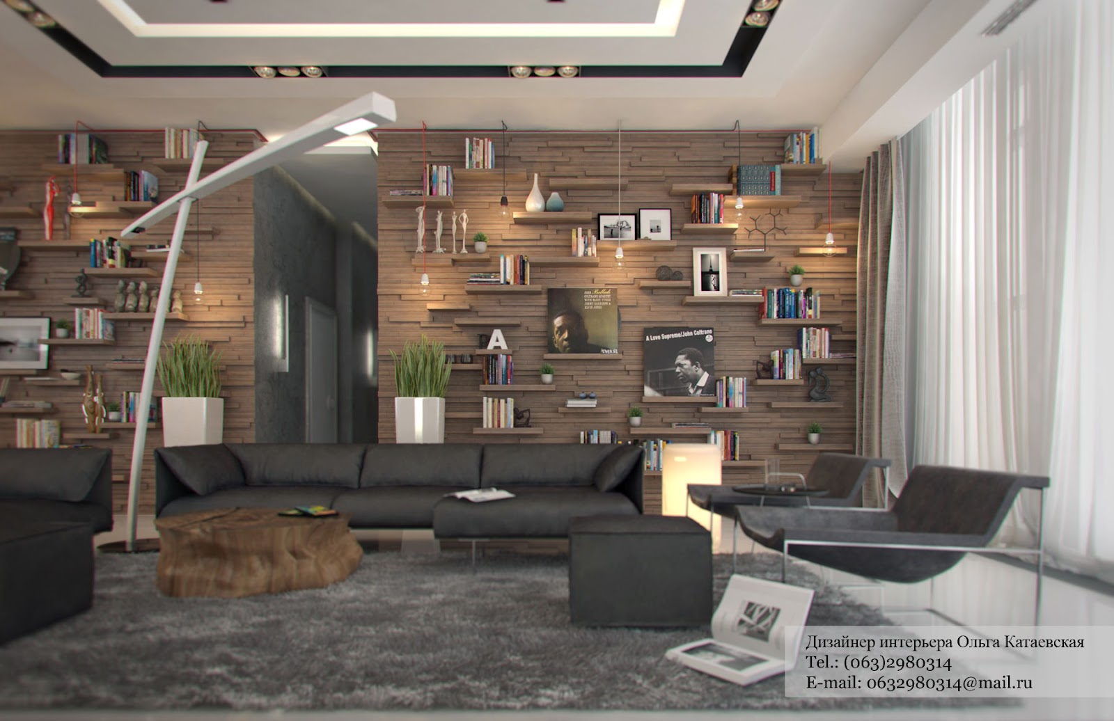 A Cluster Of Creative Home Design