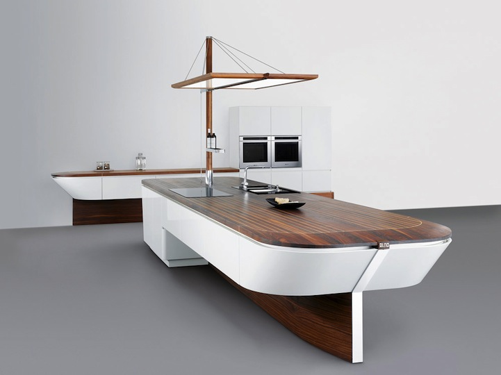 design kitchen island.  20 Kitchen Island Designs