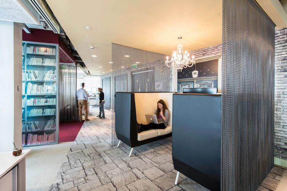 Google Office Cabins 2 Interior Design Ideas