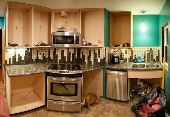 50 Kitchen Backsplash Ideas - Rustic Kitchen Backsplash Ideas