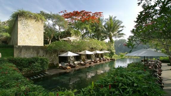 Bali's Tropical Paradise Maya Ubud Resort