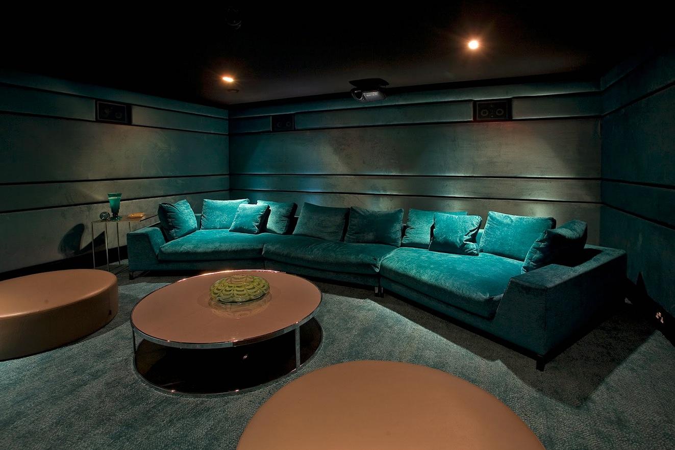 home media room design.  30 Basement Remodeling Ideas Inspiration