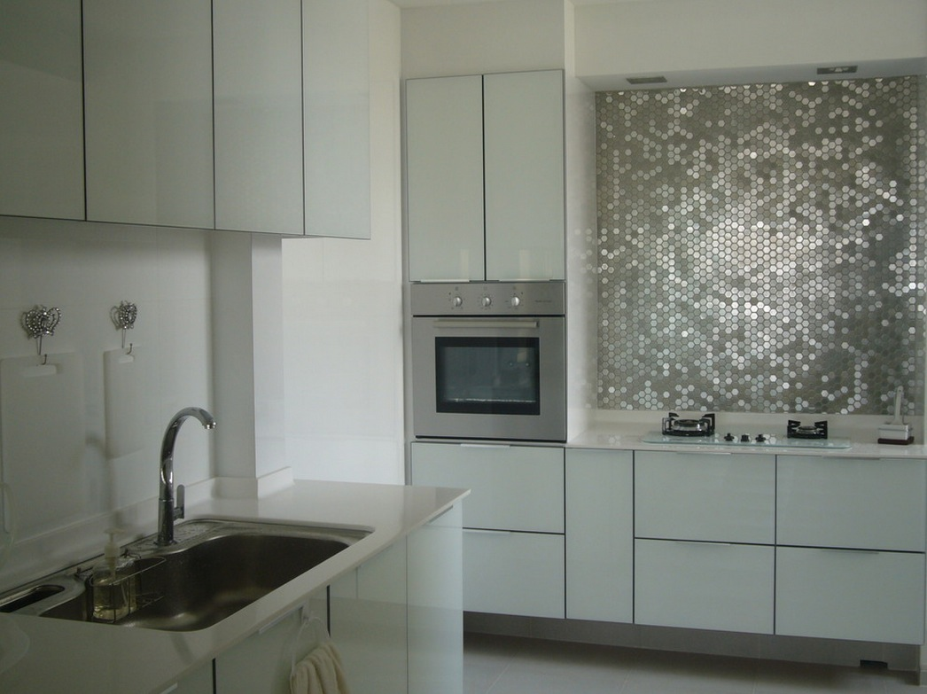 modern white kitchen tile ideas 50 kitchen backsplash ideas 354