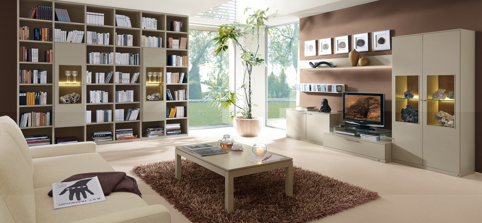 25 Modern Style Living Roomsmodern German Furniture 9