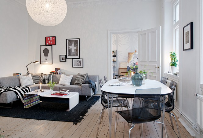 Swedish Apartment Decor