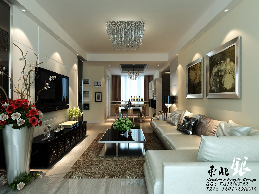 Sophisticated Chinese Interior