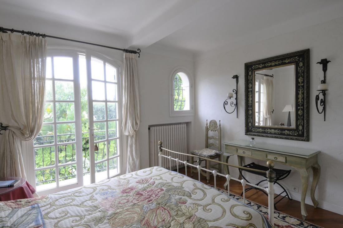 Traditional french country home for Home interior bedroom