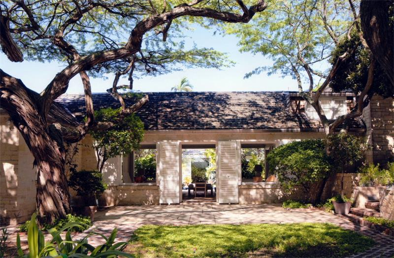 Historical Plantation Home In Paradise