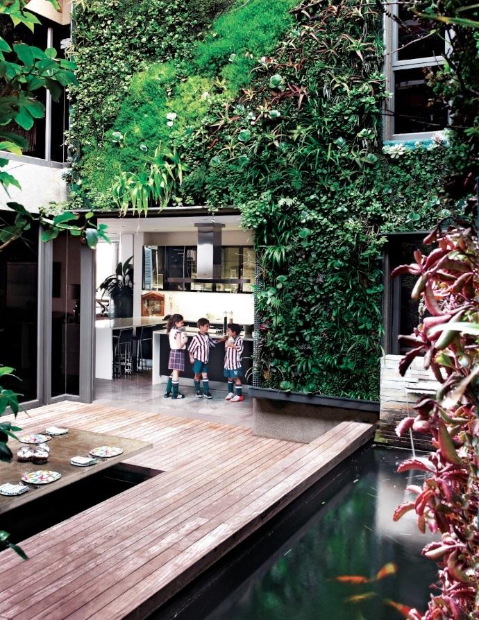 Corporate Vertical Gardens