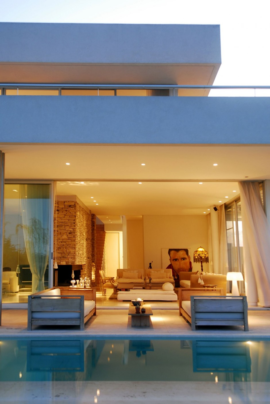 Building Exterior: Luxurious Open Air Home Built For Two