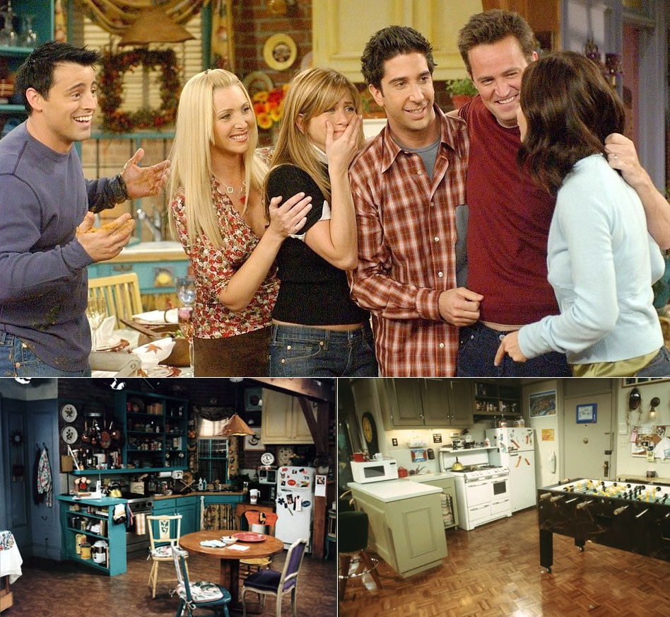 House Designing: Floor Plans Of Homes From Famous TV Shows