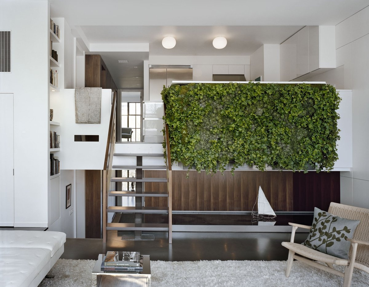 Vertical gardens - Jardin vertical en casa ...