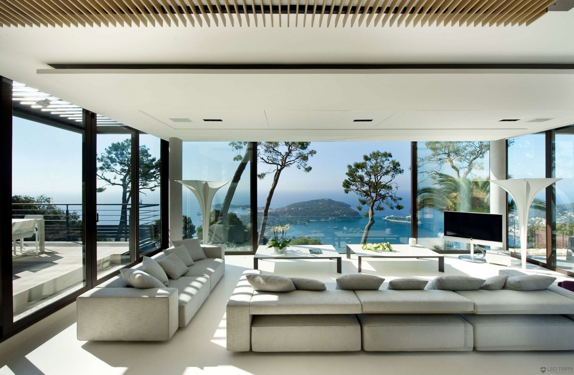french villa living room 11Interior Design Ideas.