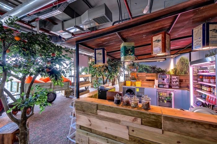 interior kitchen the home tel aviv design | google office tel aviv 41 | Interior Design Ideas.