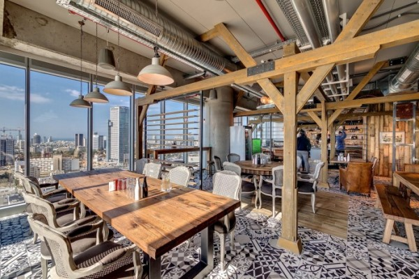 Google Offices In Tel Aviv Israel