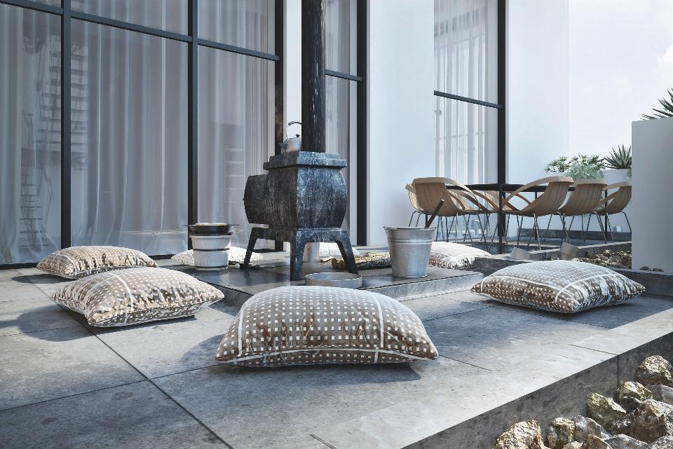 Modern industrial house 6 interior design ideas - Modern industrial interior design ...