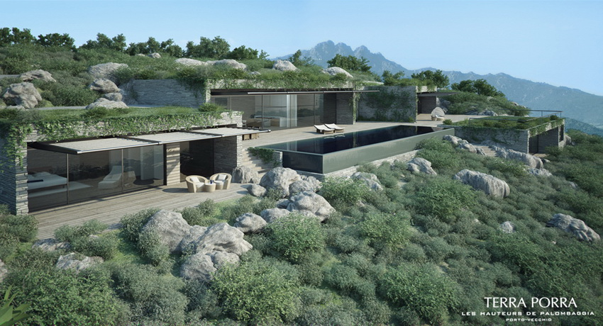 Corsican Mountain View Villas Visualized Interiors Inside Ideas Interiors design about Everything [magnanprojects.com]