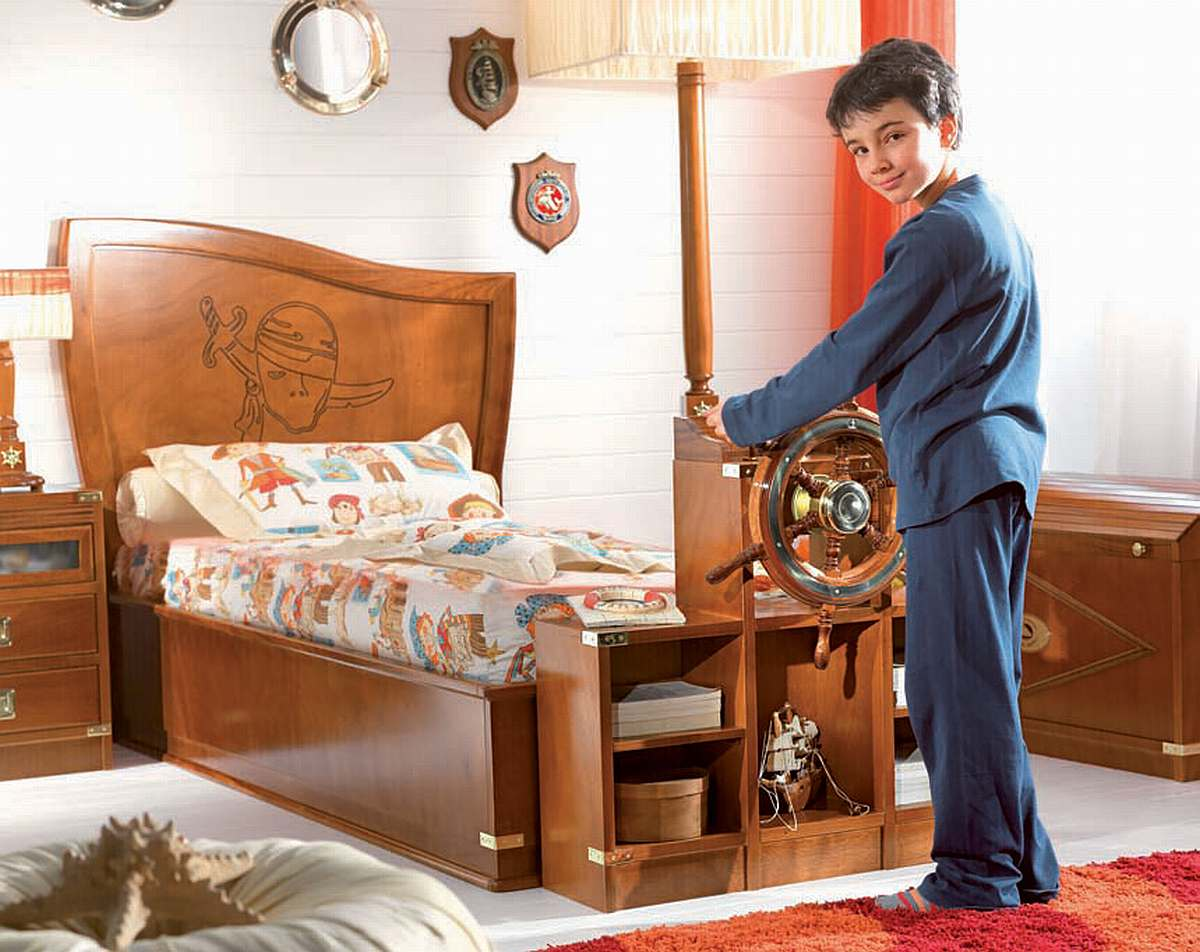 Toddler Boy Bed Ideas: Boys' Room Designs: Ideas & Inspiration