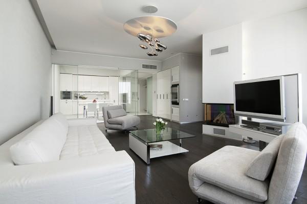 Apartment Showcasing An Estonian Edge