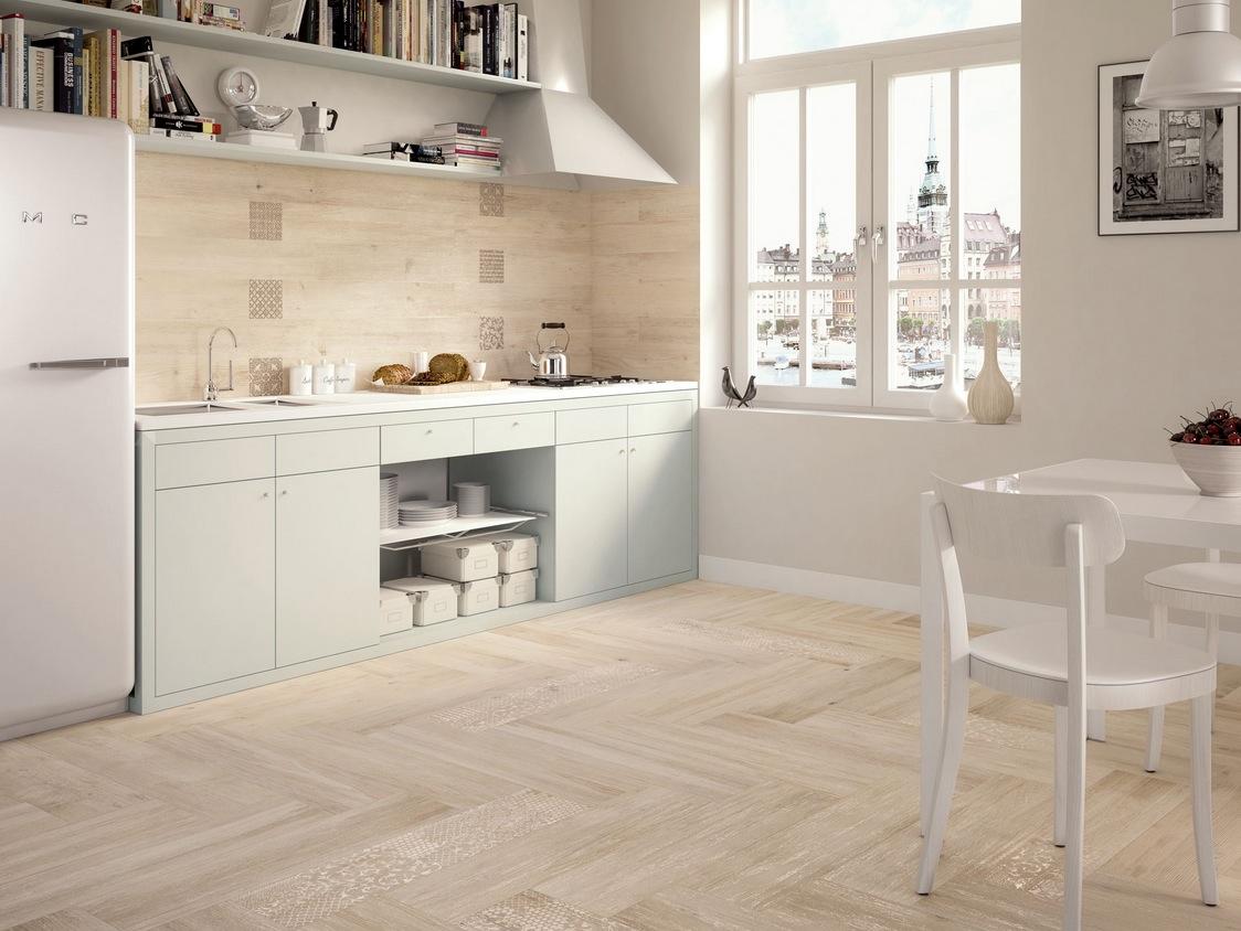 Wood Tile Floor In Kitchen #RI87 – Roccommunity