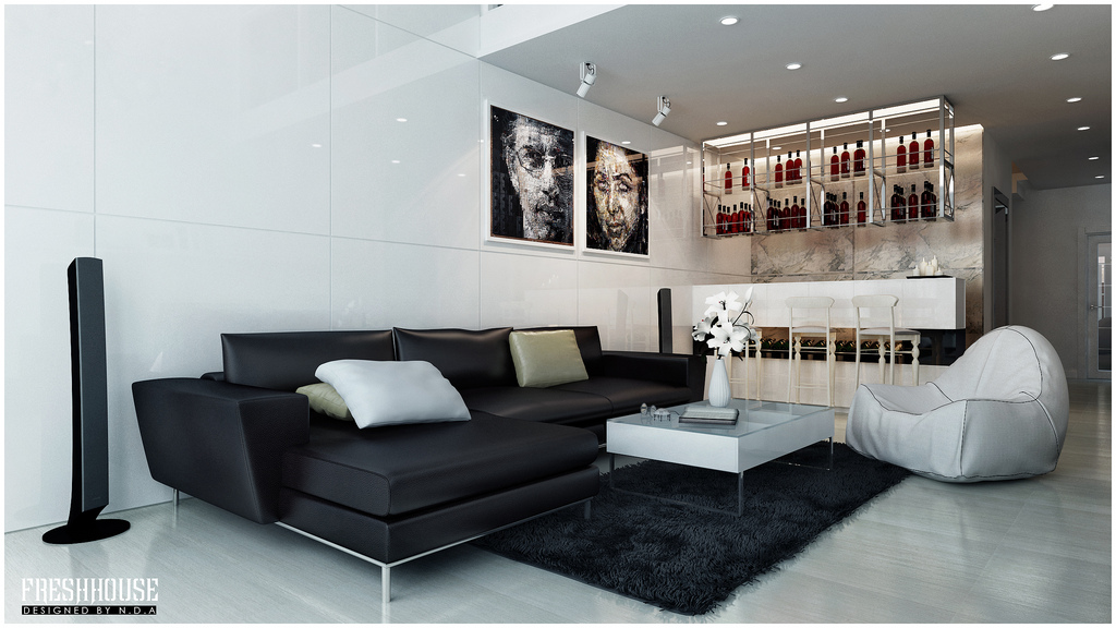 Lounge And Bar Interior Design Ideas