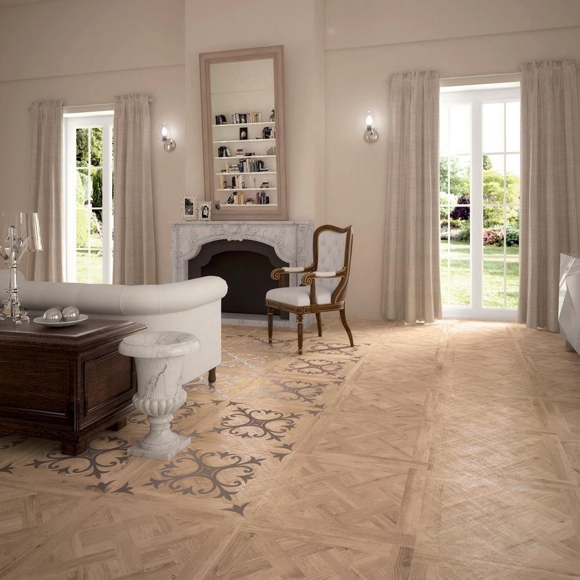 . Wood Look Tiles