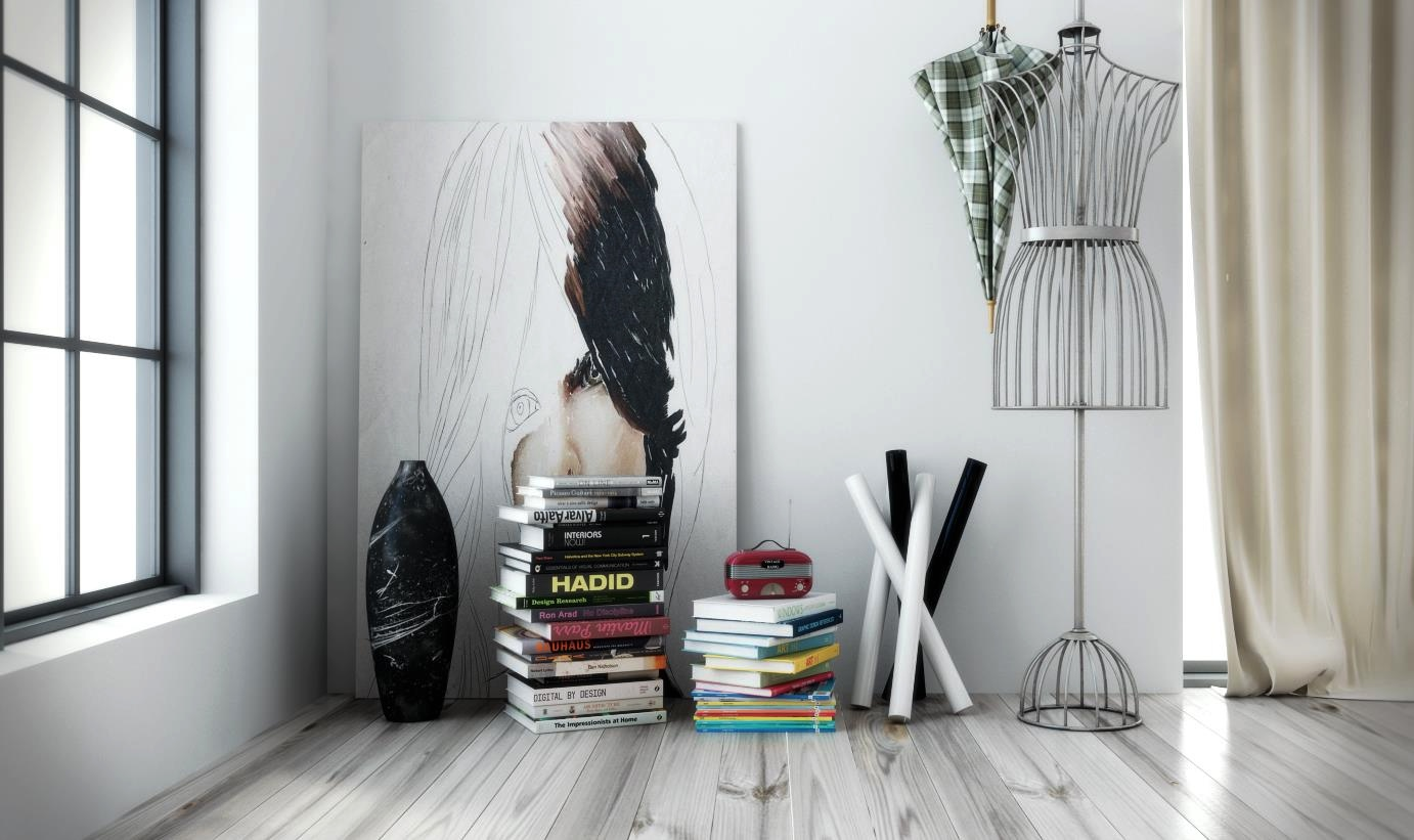 hoang minh contemporary infuenced nordic style interior design ideas. Black Bedroom Furniture Sets. Home Design Ideas