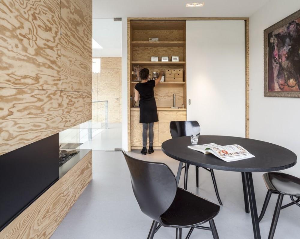 Modern Rural Home Dining Room 2 Interior Design Ideas