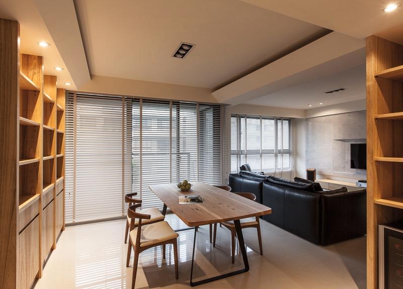 Taiwanese interior design - Modern contemporary interior design ...