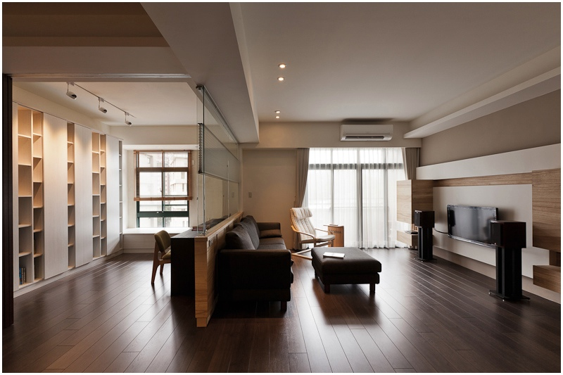 Natural modern decor living room 3 interior design ideas