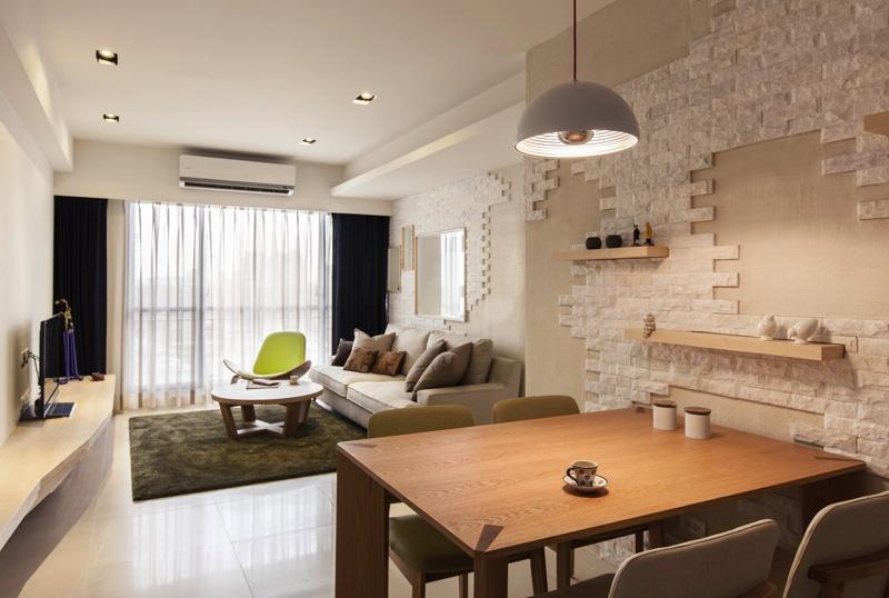 Natural modern decor living room 4 interior design ideas